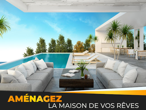 Télécharger Maison de Rêve - Concevez la Maison de Vos Rêves APK MOD (Astuce) screenshots 1