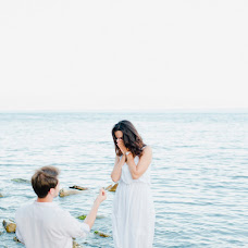 Wedding photographer Katerina Sapon (esapon). Photo of 05.07.2017