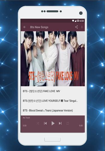 download bts fake love mv official