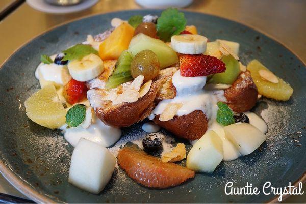 LA ONE Kitchen & Bakery 精緻美味又美麗早午餐 高雄法式早午餐真的好厲害推薦!(三民 必吃)