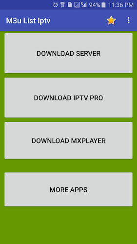 Download iptv m3u list APK latest version app by BaniasTelekom for