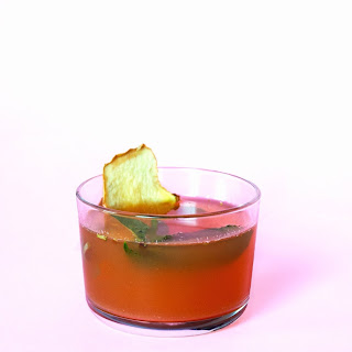 Ginger Kombucha Tonic
