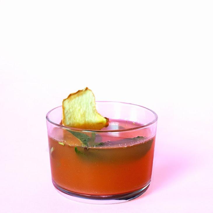 Ginger Kombucha Tonic Recipe