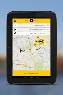 taxi.eu – Taxi App for Europe- screenshot thumbnail