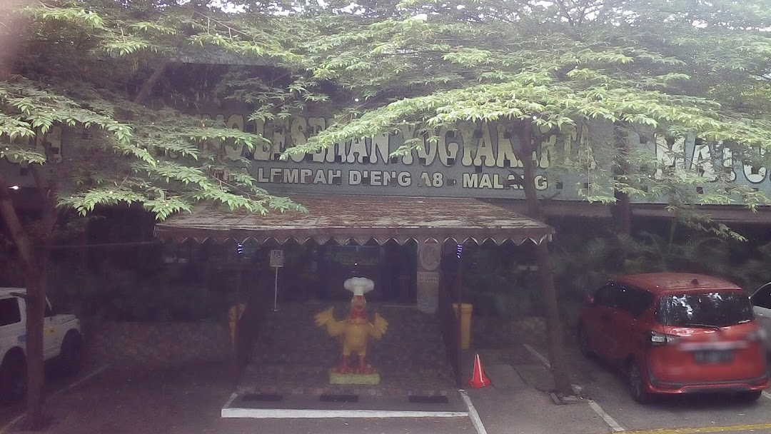 Warung Lesehan Yogyakarta Restaurant