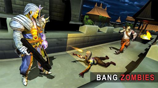 Télécharger Zombie Dead Target Survival Game APK MOD (Astuce) screenshots 1