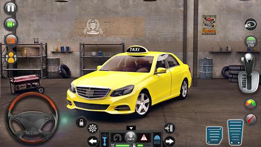 New Taxi Simulator u2013 3D Car Simulator Games 2020 filehippodl screenshot 3