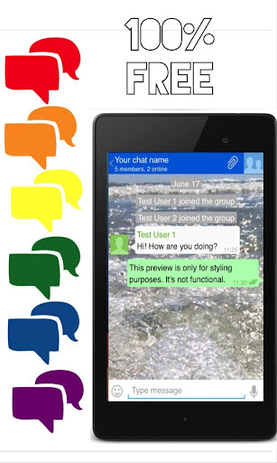 Texting App screenshot 6