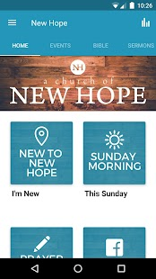 A church of New Hope - náhled