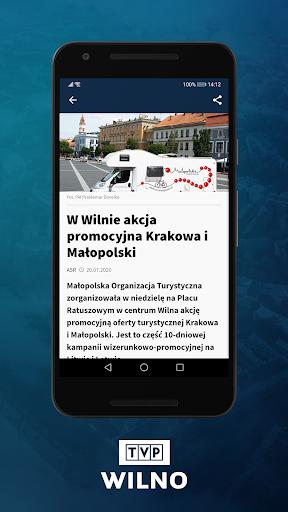TVP Wilno screenshot 3