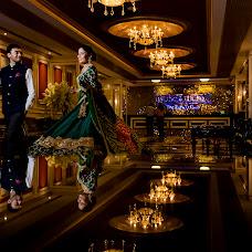 Wedding photographer Manish Patel (THETAJSTUDIO). Photo of 06.09.2018