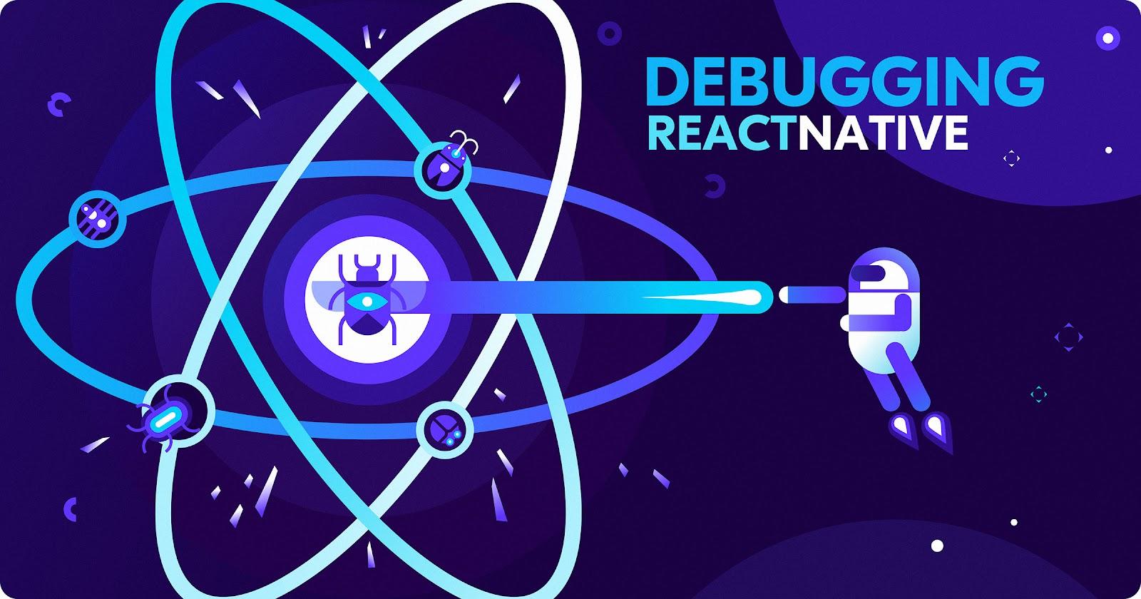 Debugging in react-native