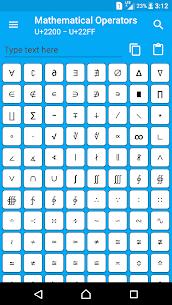 Character Pad – Unicode 1.2.1 MOD Apk Download 2