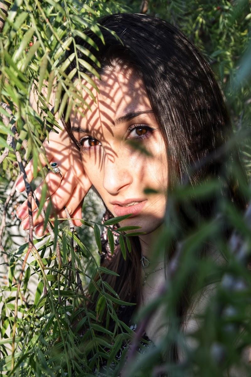 Natura e donna: all'unisono  di GenesiPhoto