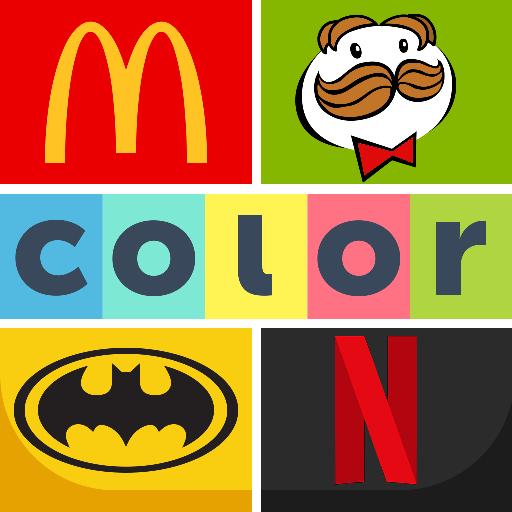 Colormania: Zgadnij kolor gra Logo Quiz 2020