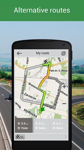 Navitel Navigator GPS & Maps  screenshots 1