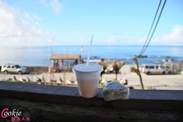 阿力給風味早餐 飛魚飯糰 美好的一天從觀海早餐開始~