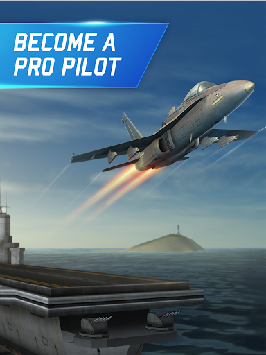 Flight Pilot Simulator 3D Free for Android apk 4