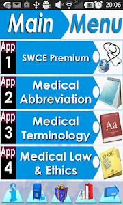 SWCE Social Work Clinical Exam screenshot 1
