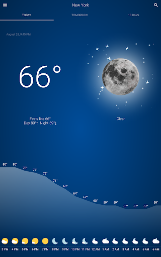 Weather 1.8.4 Screenshots 10