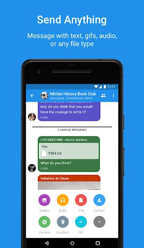 Signal Private Messenger 4.31.6 screenshots 4