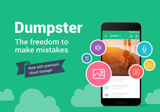 Dumpster: Undelete & Restore Pictures and Videos  screenshots 9