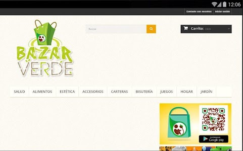 Bazar Verde screenshot 8