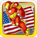 Iron Boy Super Jump icon