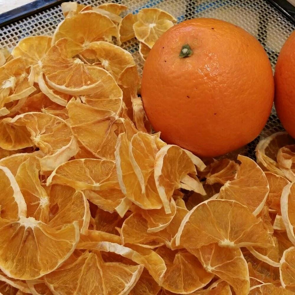 風乾橙乾 30g