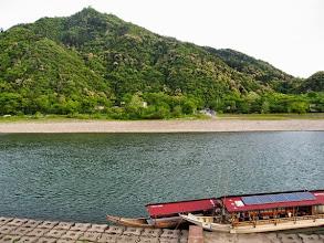 Photo: 清流長良川と金華山と岐阜城02