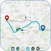 GPS Smart Route Finder Free