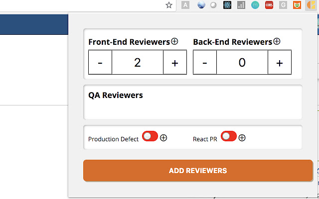 CHI PR Reviewer Randomizer