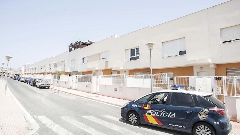 Investigación que fue abierta en el barrio de Villablanca de la capital en 2014 por una 'okupación' masiva de viviendas.
