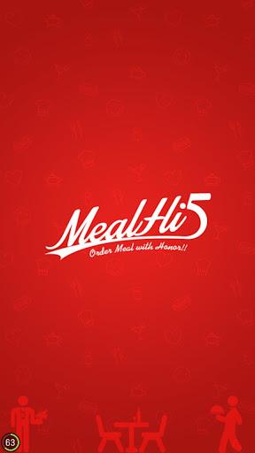 MealHi5 - Order Food Online