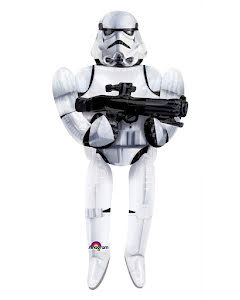 Folieballong, Star Wars Stormtrooper