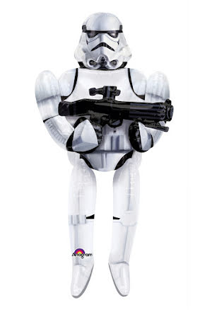 Folieballong, Star Wars Stormtrooper
