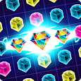 Jewels Quest 2 - Glowing Match 3 icon