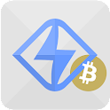 YMB Bitcoin Calculator + Radio icon