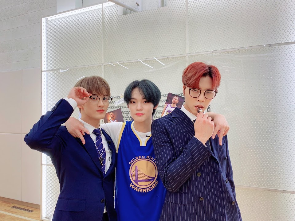 nct mark chenle johnny @NCTsmtown