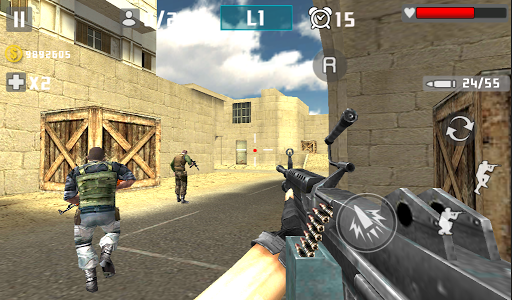 SWAT Counter Terrorist Shoot  screenshots 10