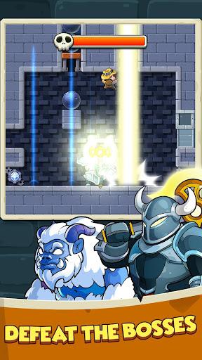 Code Triche Diamond Quest: Don't Rush! APK MOD screenshots 5