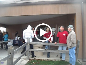 Video: As the Run 4 Vets event is getting ready to start