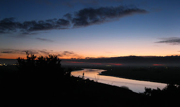Photo: Dusk Over The Trent