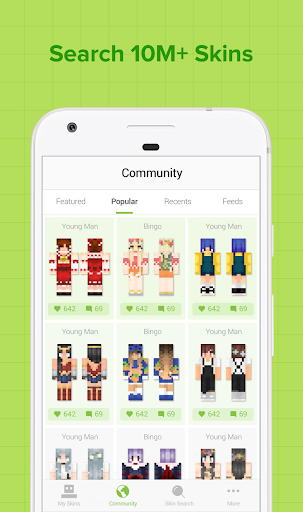 Skinseed for Minecraft for Android apk 6