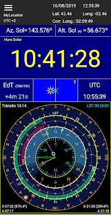 Solar Info - náhled