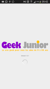 Geek Junior- screenshot thumbnail