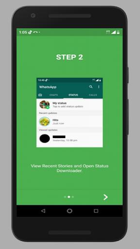 Status Downloader screenshot 2