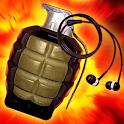 Grenade cotter simulator icon