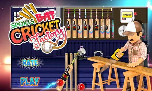 Cricket Bat Maker Factory - Bat Making Game Sim 1.0.2 screenshots 1