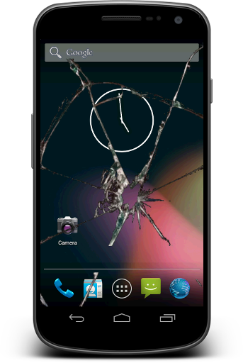 Crack My Screen - Prank Fun- screenshot